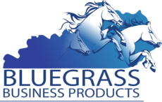 bluegrass business products logo